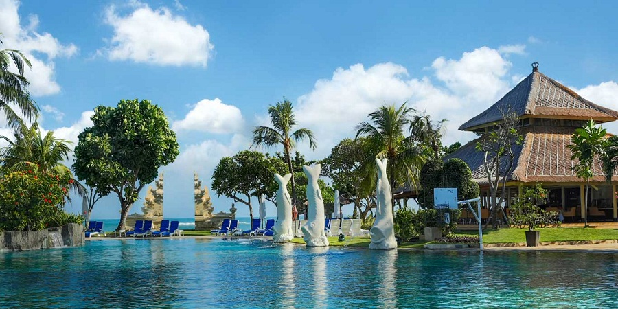 Special bali honeymoon packages from pune mumbai for Bali accommodation 5 star
